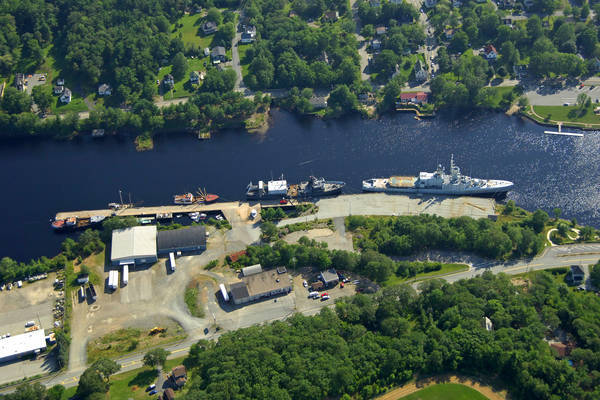Port of Bridgewater
