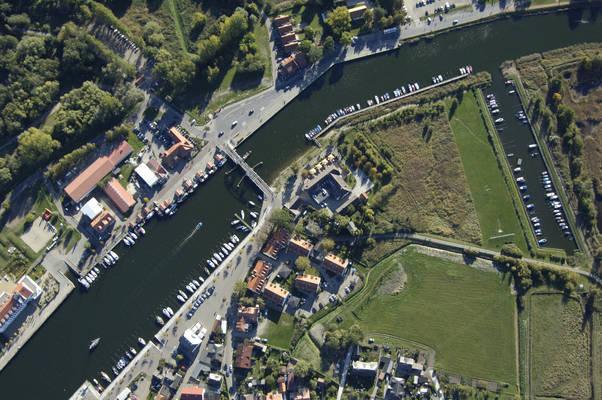 Greifswald Wieck Marina