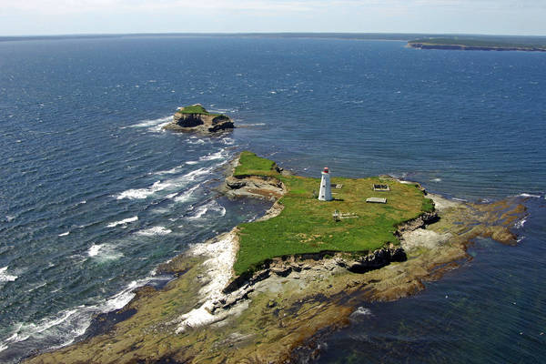 Flint Island Light
