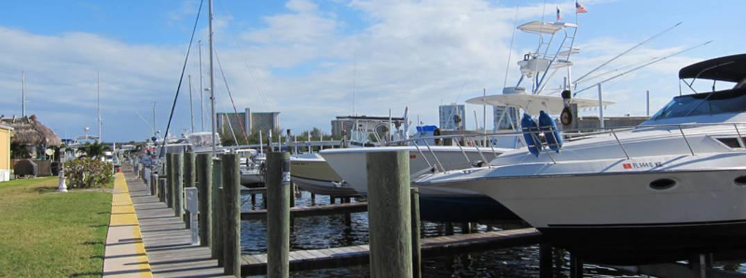 Nettles Island Marina