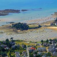 Port of Saint Briac on the Sea