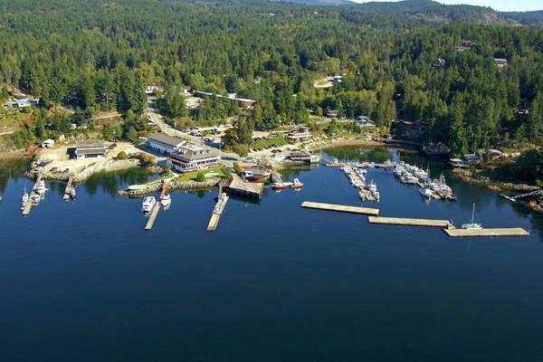 Lund Fuel Dock
