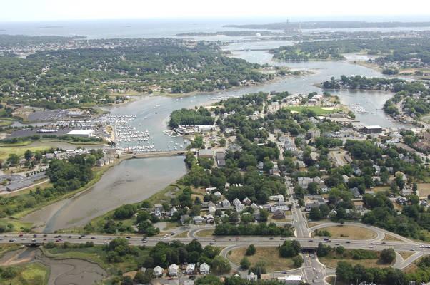 Danversport Harbor Danvers River