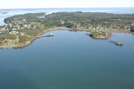 Curry Cove Inlet