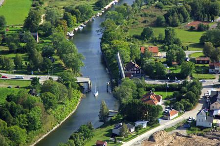Road 283 Vaeddoe Aelmsta Bridge