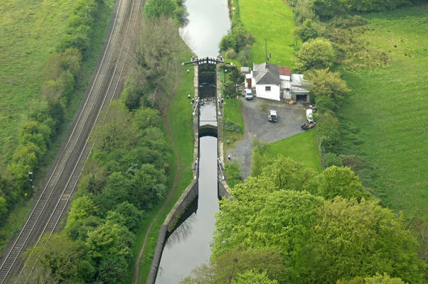 Royal Canal Lock 11