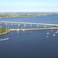 Stuart Florida East Coast Railroad Bridge