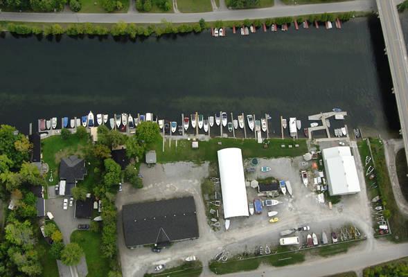Balsam Lake Marina