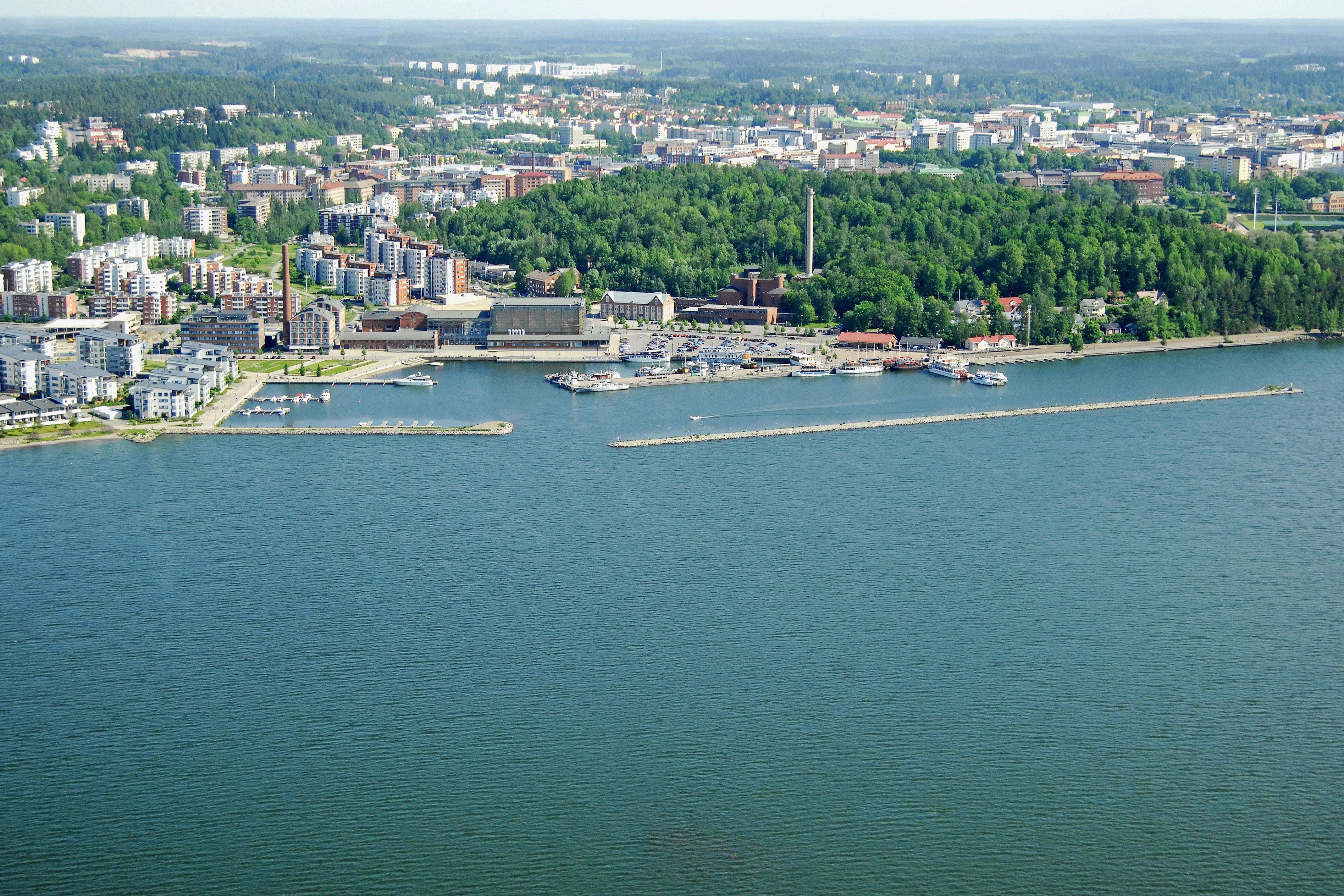 Lahti Vesijarvi Harbour In Lahti Finland Marina Reviews Phone