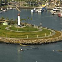 Rainbow Harbor Lighthouse