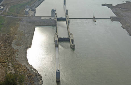 Montgomery Point Lock and Dam