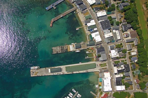 Union Terminals Fuel Dock