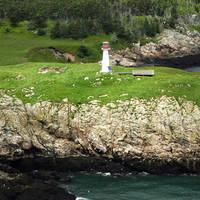 Southwest Wolf Island Lighthouse