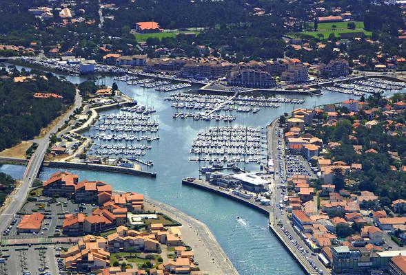 Capbreton Marina