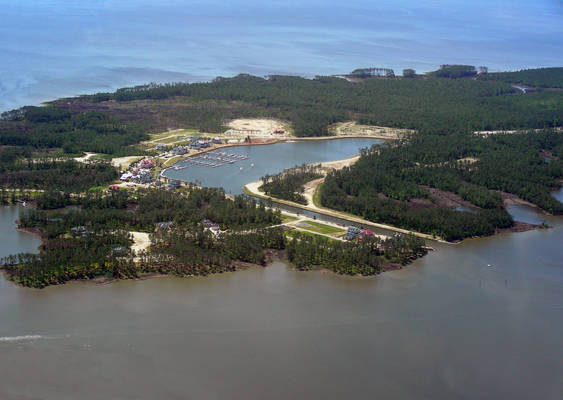 River Dunes Marina