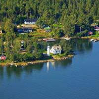 Saltviksudde Lighthouse