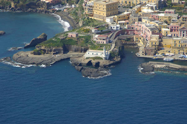 Ventotene Light (Porto Nicolo Light)