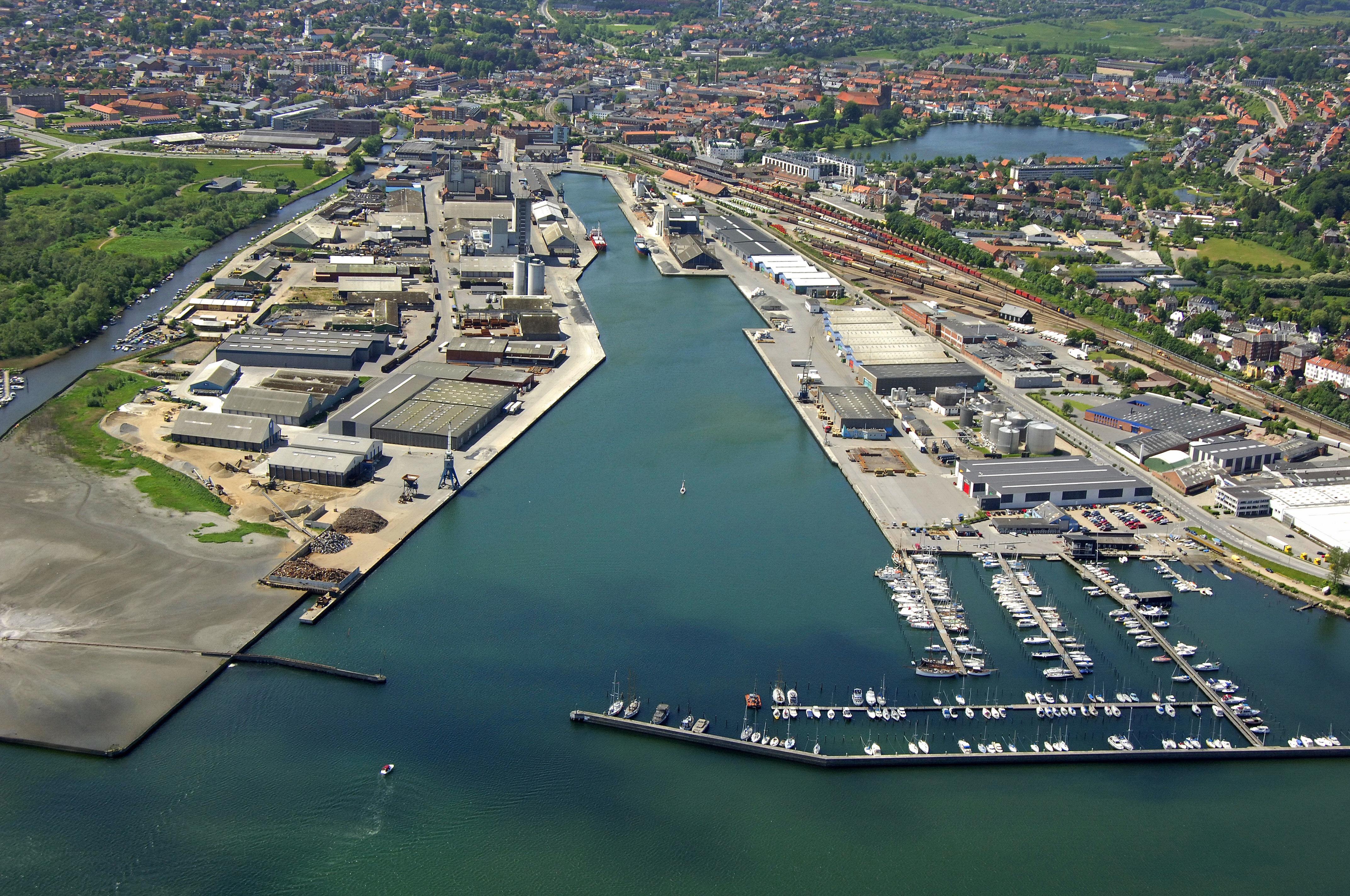 Kolding Havn in Kolding Denmark Marina Reviews Phone Number