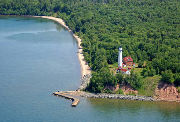 Outer Island Light