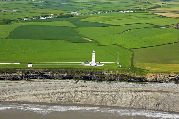 Nash Point Lighthouse
