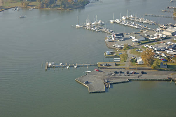 Crab Alley Marina