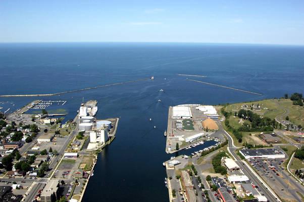 Oswego River Inlet