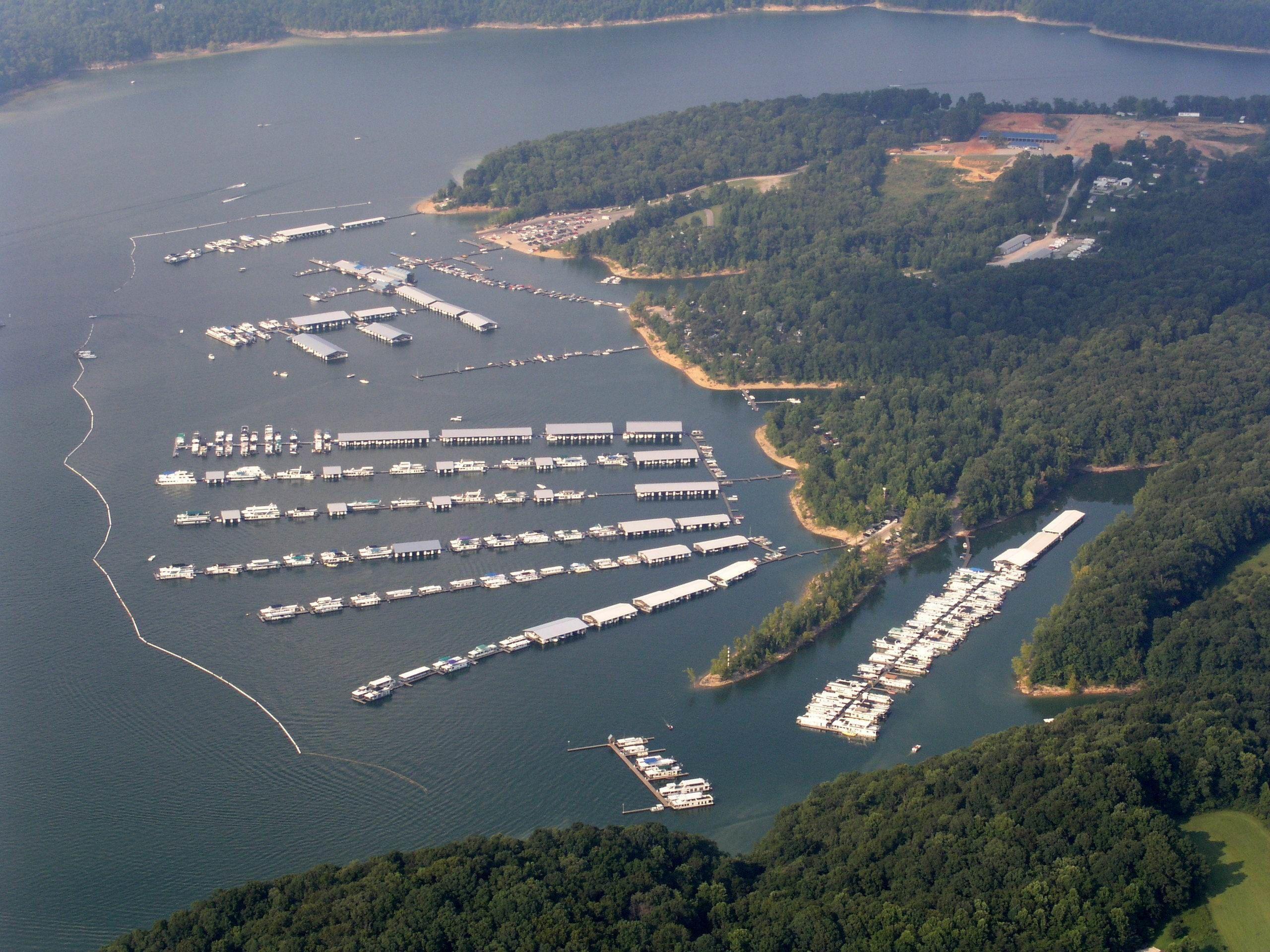 Conley Bottom Dock Monticello, KY