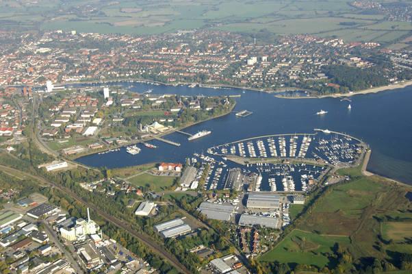 Neustädt Harbour