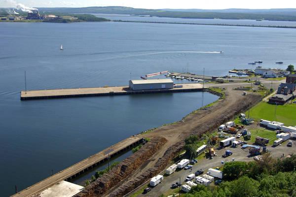 Pier C Wharf