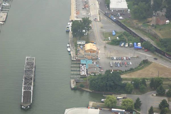 Pelican River Marina & Restaurant