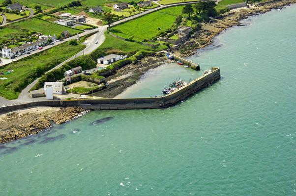 Helvick Head Harbour