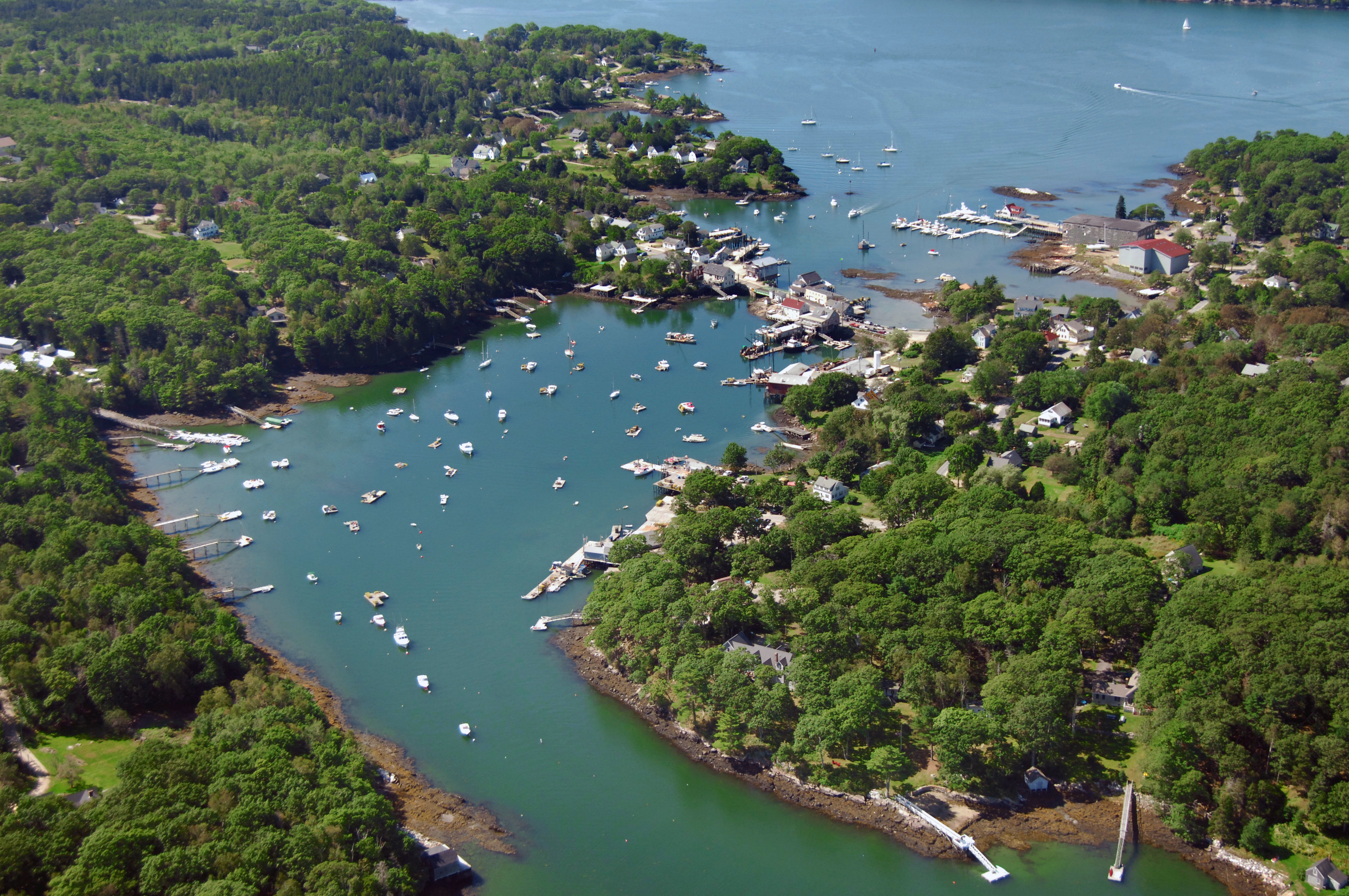 Diesel Gas Near Me >> The Gut Harbor in South Bristol, ME, United States - harbor Reviews - Phone Number - Marinas.com