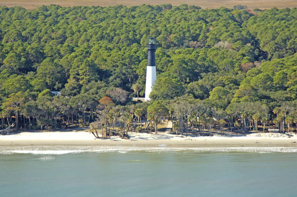 Hunting Island Light