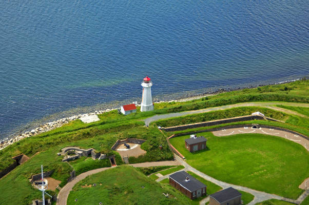 George's Island Lighthouse
