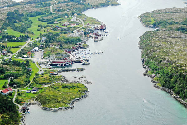 Krenvaer Harbour