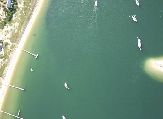 Edgartown Harbor Inlet