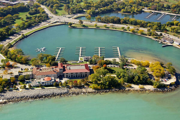 Jackson Park Outer Harbor, the Chicago Harbors