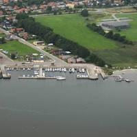 Hadsund Fishing Harbor