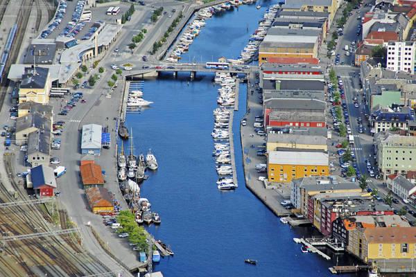 Trondheim Fjordgata Marina