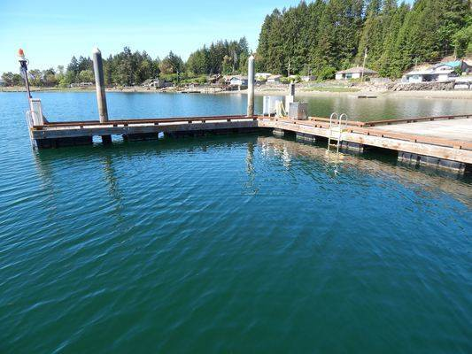 Port of Allyn Hood Canal