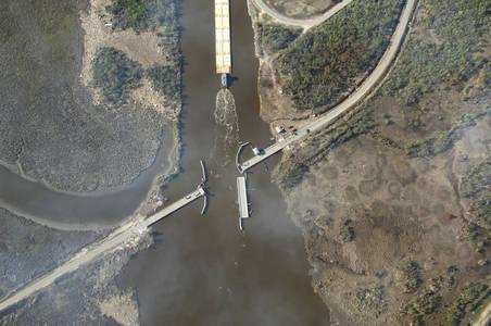 Calcasieu Pontoon Bridge