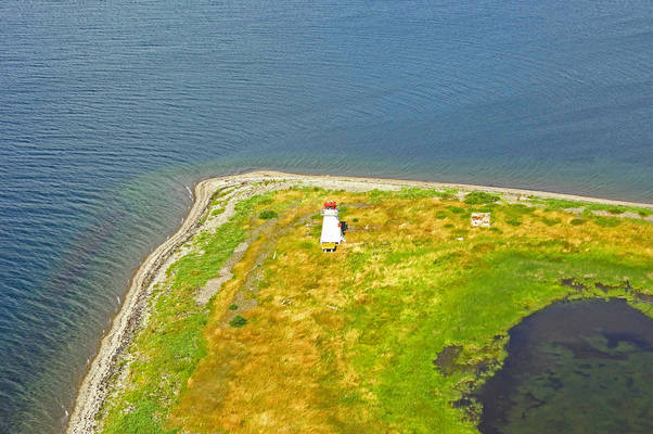 Jerseyman Island Lighthouse