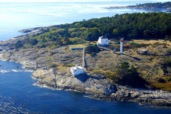 Discovery Island Lighthouse