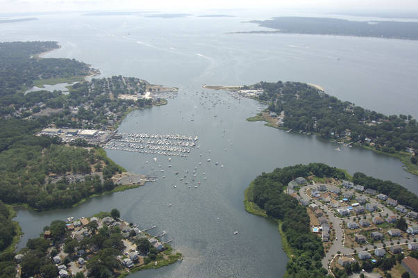 Bullock Cove Harbor