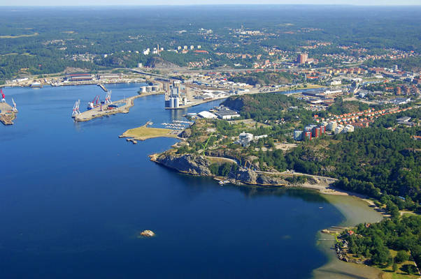 Uddevalla Harbor