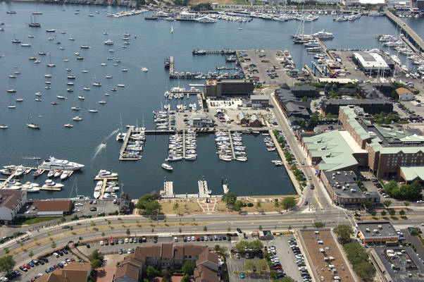 Long Wharf, Newport Yacht Club