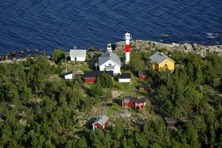 Agon Lighthouse
