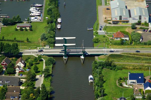Terhornster Meer Bridge
