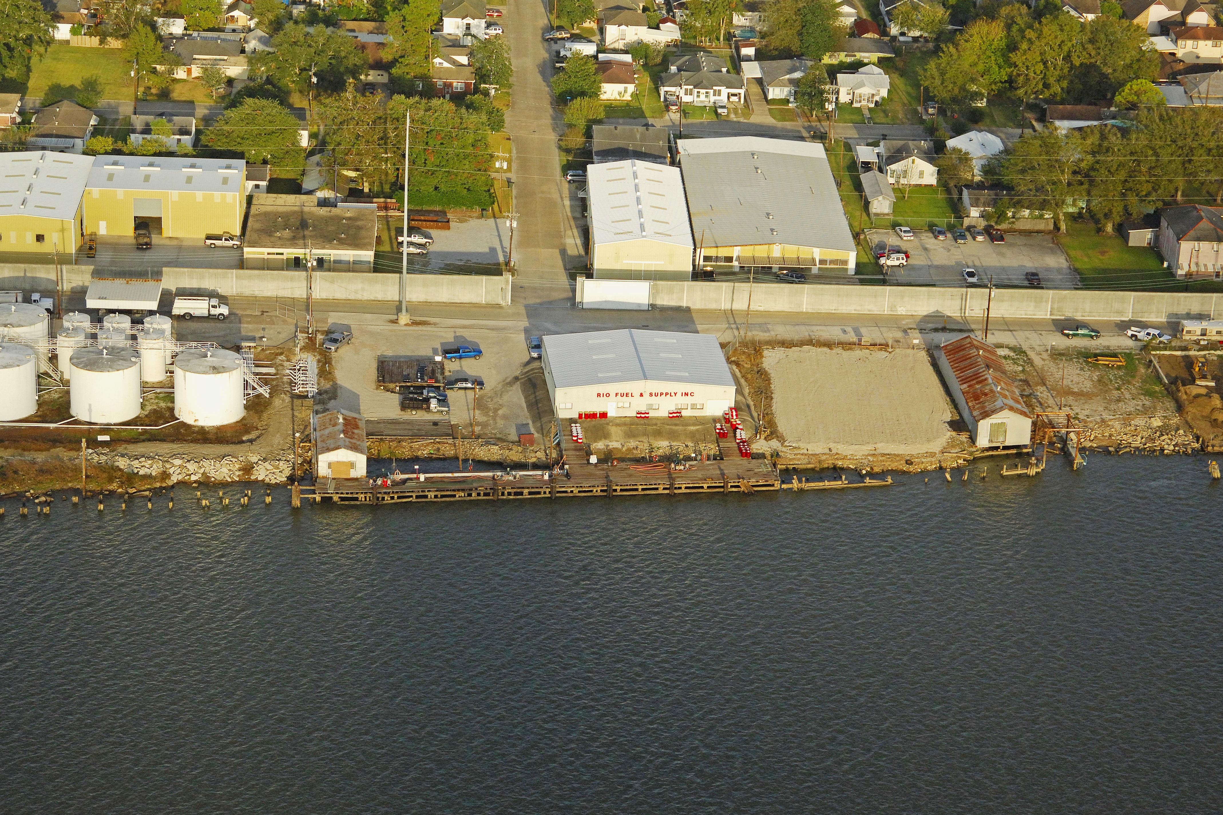 Rio Fuel Supply In Morgan City La United States Marina