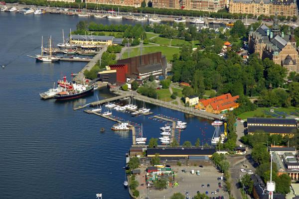Vasahamnen Marina